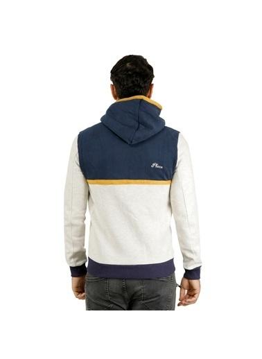 Phazz Brand Sweatshirt Beyaz